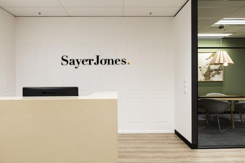 Sayer Jones